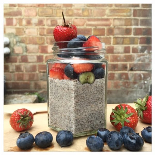 Chia Seed Breakfast Pot