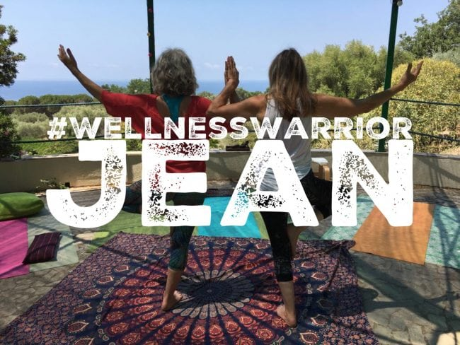 Wellness warrior Jean cover photo