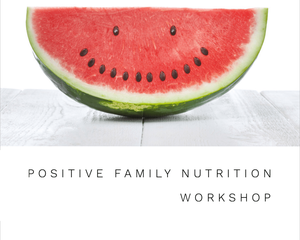 positive family nutrition